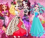 Ever After High Giydirme